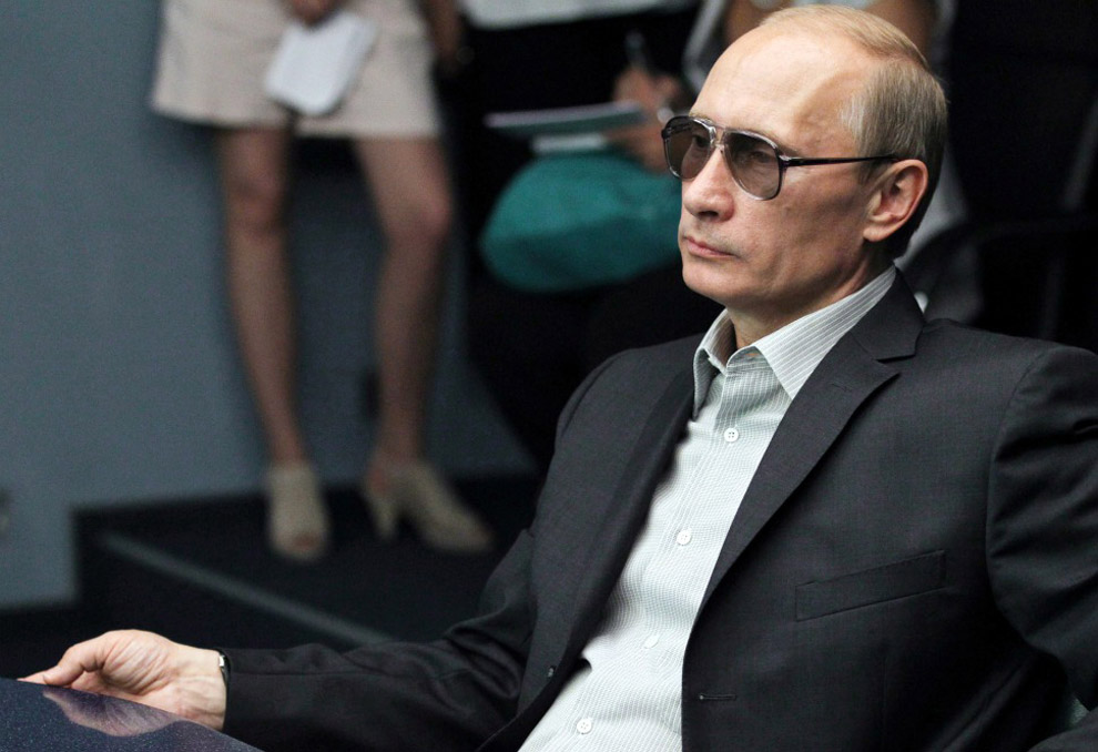 The Putin phenomenon