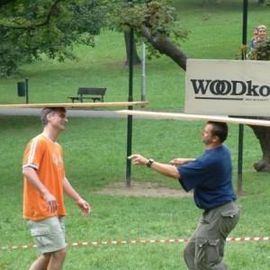 Woodkopf: Новый чешский вид спорта