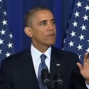 Ютуб удаляет это видео со своего канала, Обама не может ответить на справедливые вопросы