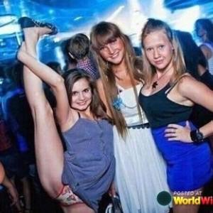 Подборка шокирующих фото с ночных клубов