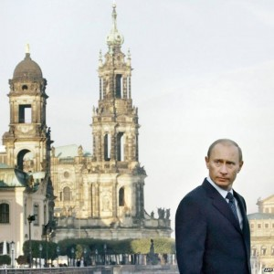 ГДР - страна, сформировавшая характер Путина