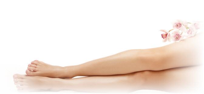 депиляция-ног