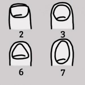 Что могут ногти рассказать о характере человека