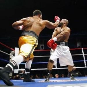 Ужасные накауды в боксе