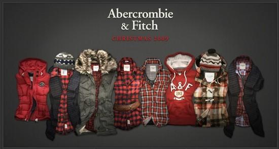 Реклама-конкурента-Abercrombie-Fitch-_реклама-магазина-GAP_Новый-Год