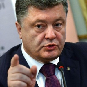 Порошенко утверждает что на Донбассе 200 тыс Российских солдат