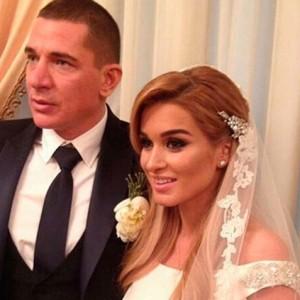 Ксения Бородина вышла замуж