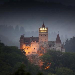 Самые загадочные замки мира (Фото)