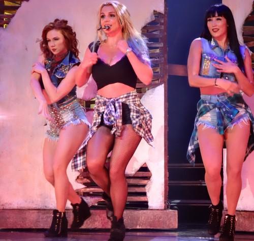 Britney Spears Rocks It For 'Piece Of Me' In Vegas