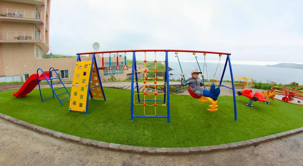 Детские площадки РФ 3