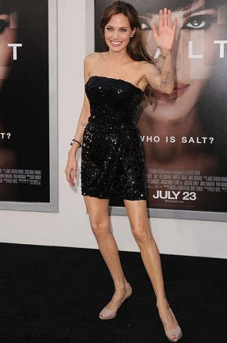 "Premiere Of Sony Pictures' ""Salt"" - Arrivals"