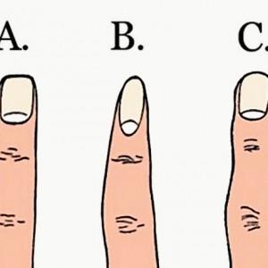 Что форма вашего пальца расскажет о вашем характере