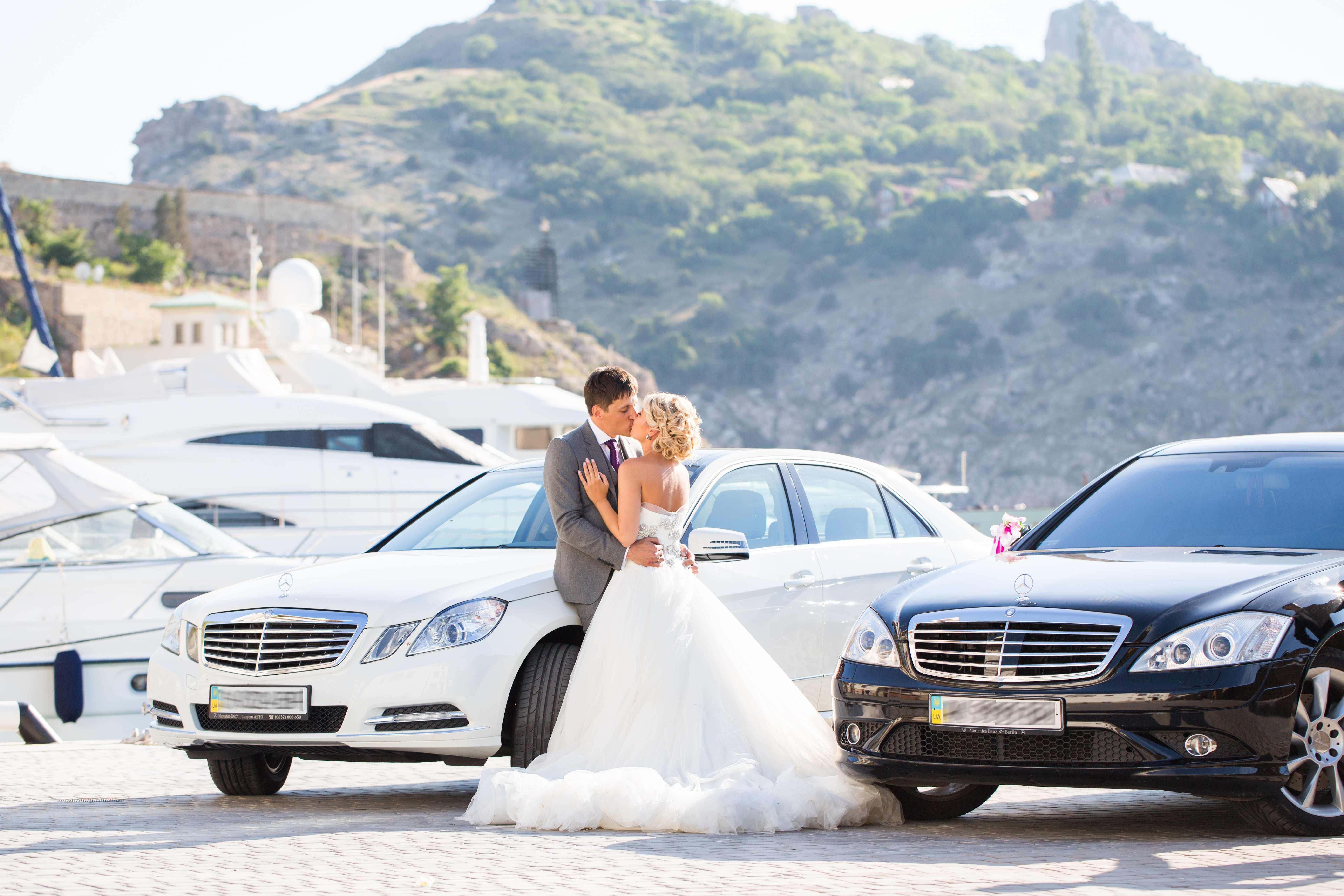авто-на-свадьбу