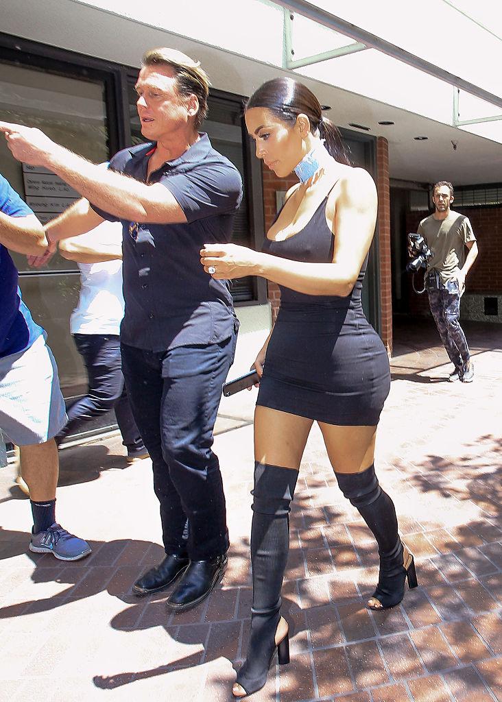 Celebrity Sightings In Los Angeles - August 10, 2016