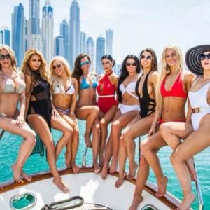 Праздник никогда не заканчивается, или как живут богатые дети Дубая
