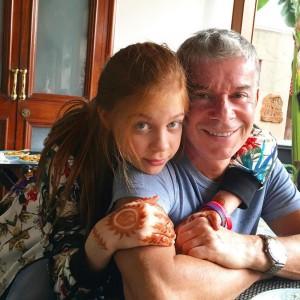 Олег Газманов ругается с 12-летней дочерью из-за ее внешнего вида