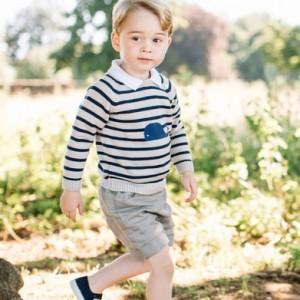 Почему принц Джордж постоянно носит только шорты (Фото)