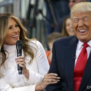 Карьера модели, съемки ню. История Меланьи Трамп, новой первой леди США (Фото)